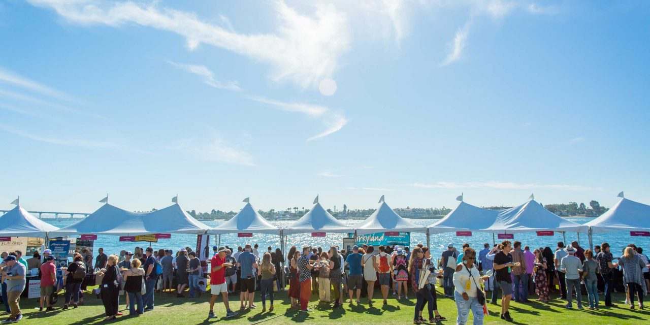 5 Reasons to Attend the 2018 San Diego Bay Wine & Food Festival
