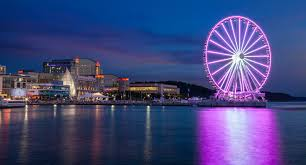 Celebrate the Holidays at National Harbor, Md.