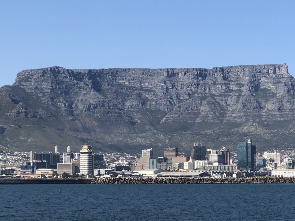 Cape Town put a pin in it Debbie Stone
