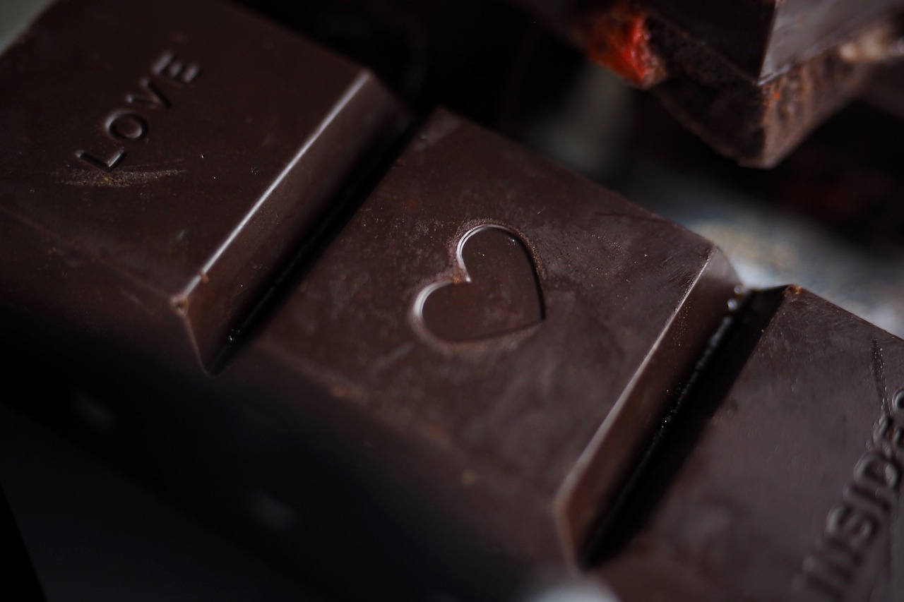 Chocolate for Valentine's Day: The Food of Love?