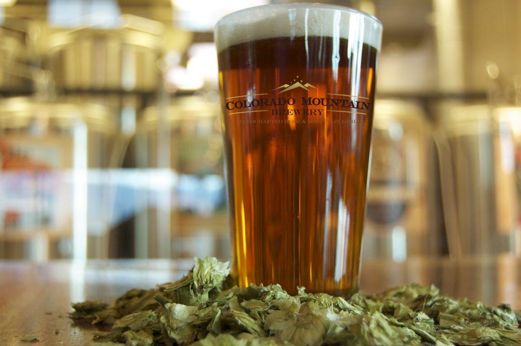 Colorado Mountain Brewery - Roundhouse courtesy of Visit Colorado Springs