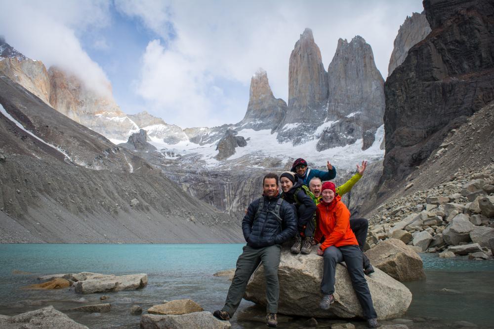 Torres del Paine Trek