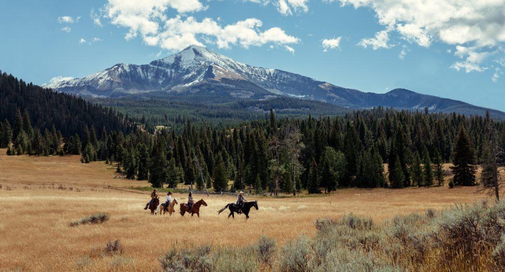 Montana Mountain Golf