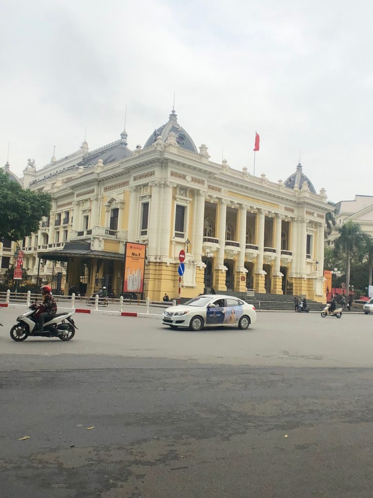 ©Domenica Jarvis Hanoi Opera House
