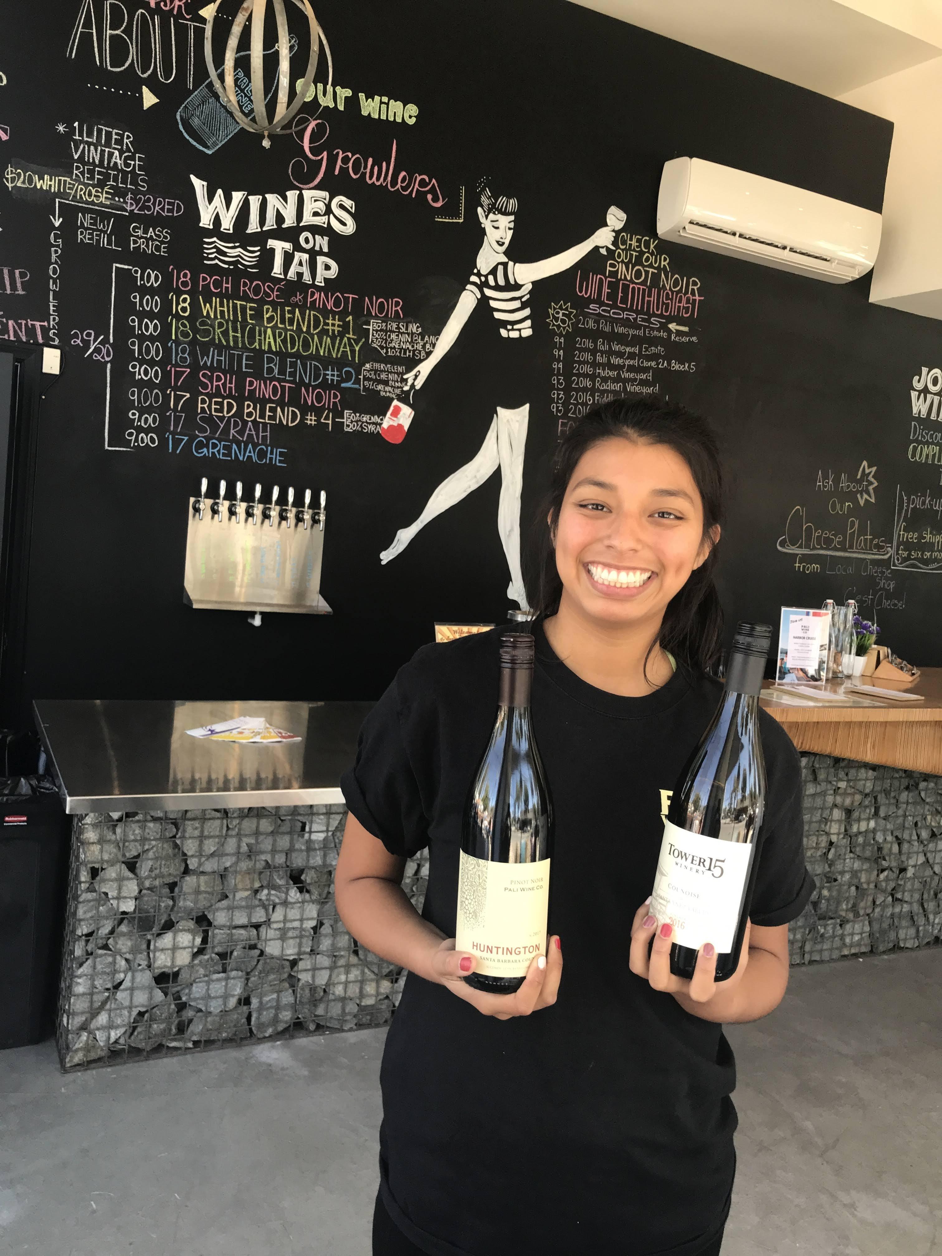 Pali wine