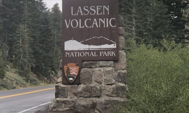 At Lassen, You'll Have Nature All to Yourself