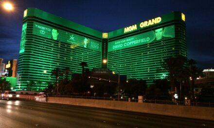 Las Vegas MGM Hotels open June 1