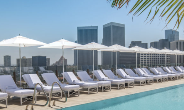 Waldorf Astoria Beverly Hills Luxury Escape