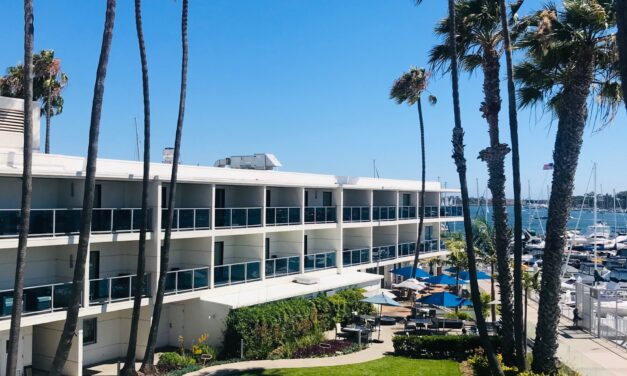 Rediscovering the Marina Del Rey Hotel