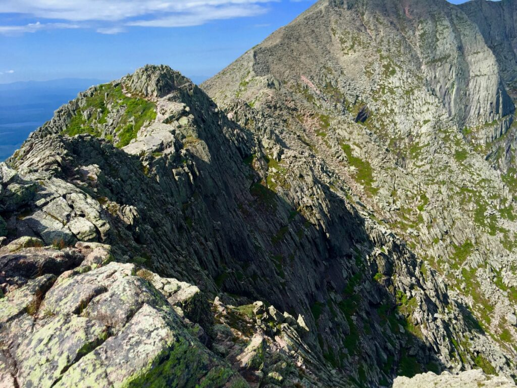 Katahdin Knife Edge Trail