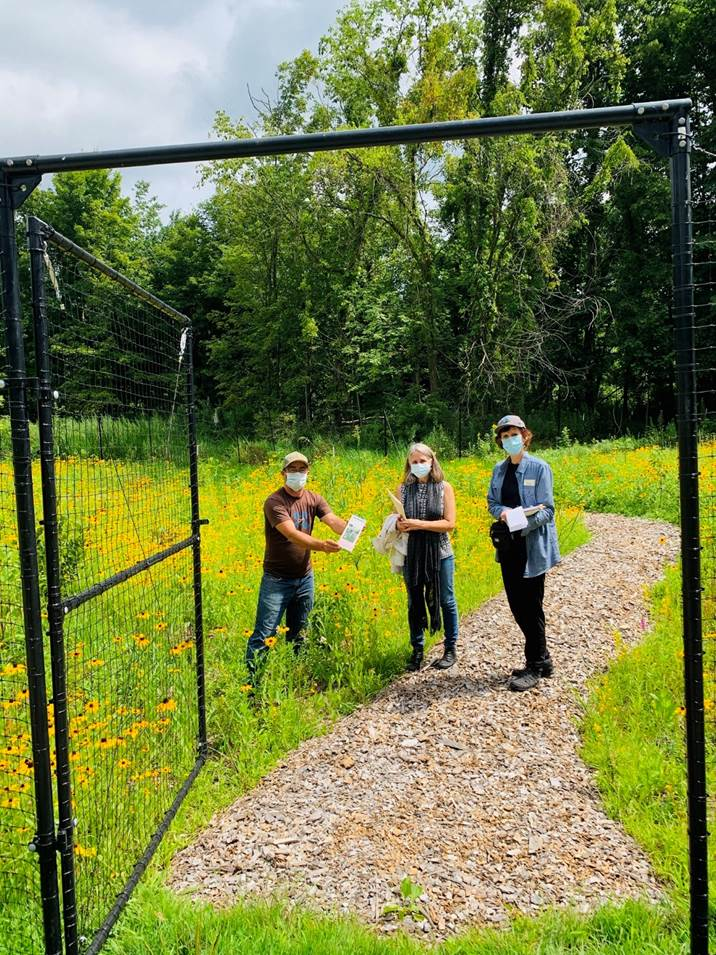 Brookside Wander Project with Emerson Resort & Spa