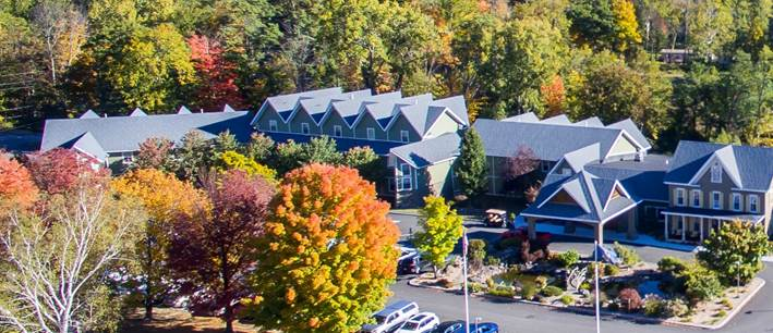 Fall at Emerson Resort & Spa