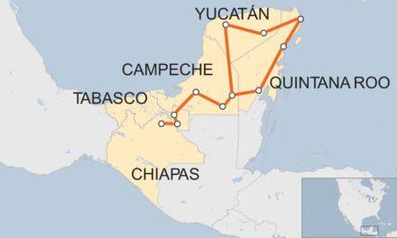 Mundo Maya Region Sign Southeast Alliance