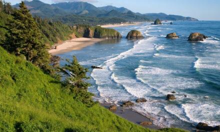 Oregon Coast Cycle & Camping Adventure