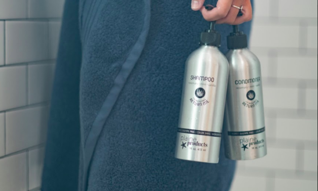 REVIEW: Plaine Product's Shampoo and Conditioner is the Zero-Waste 'Holy Grail' for Curly Girls