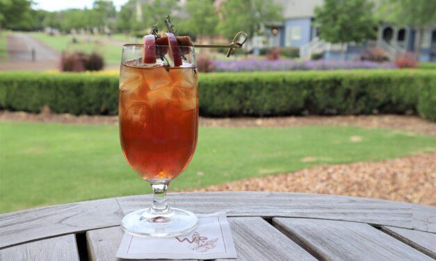 Barnsley Resort's spiked sweet tea inspired cocktail