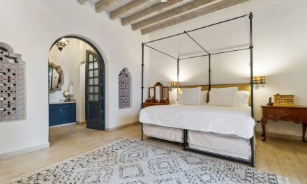 Casa Delphine Offers Private Escape in San Miguel de Allende